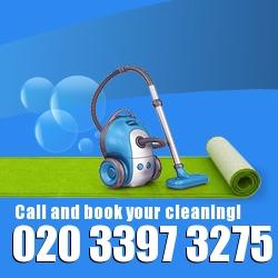 dry carpet cleaners Gidea Park