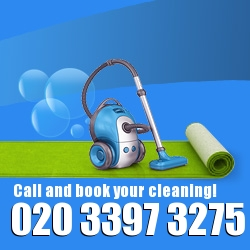 WC1 professional cleaners St Pancras